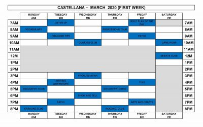 CASTELLANA MARCH 2020(0)