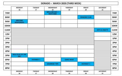 DORADO MARCH 2020(2)